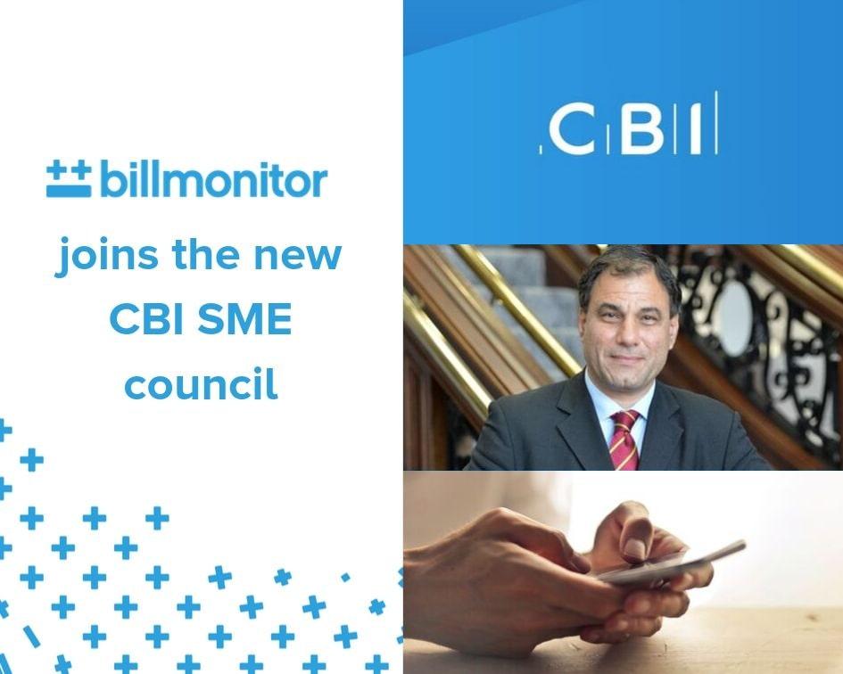 Billmonitor joins CBI council